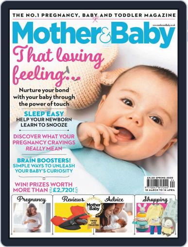 Mother & Baby April 2nd, 2020 Digital Back Issue Cover