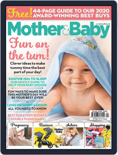 Mother & Baby April 1st, 2020 Digital Back Issue Cover