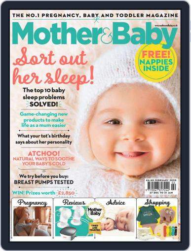 Mother & Baby (Digital) February 1st, 2020 Issue Cover
