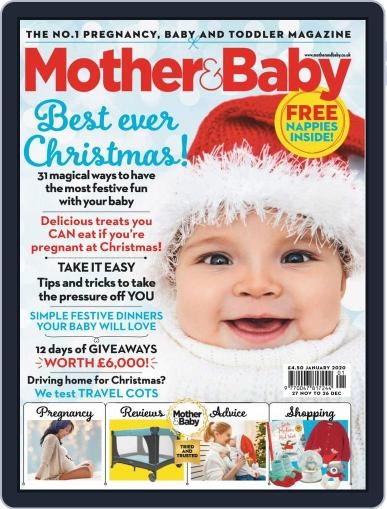 Mother & Baby January 1st, 2020 Digital Back Issue Cover