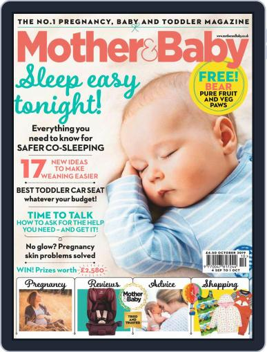 Mother & Baby October 1st, 2019 Digital Back Issue Cover