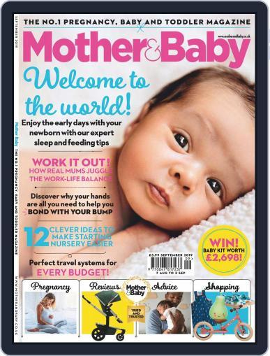 Mother & Baby September 1st, 2019 Digital Back Issue Cover