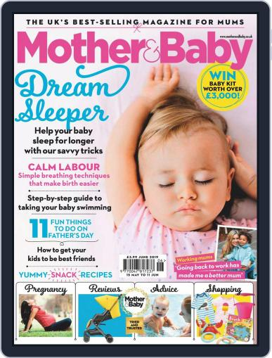 Mother & Baby June 1st, 2019 Digital Back Issue Cover