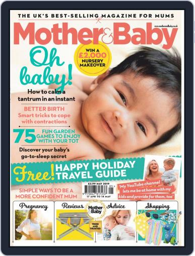 Mother & Baby May 2nd, 2019 Digital Back Issue Cover