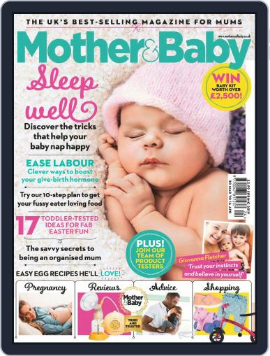 Mother & Baby (Digital) May 1st, 2019 Issue Cover