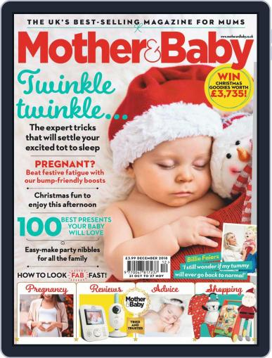 Mother & Baby (Digital) December 1st, 2018 Issue Cover
