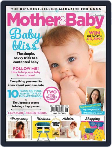 Mother & Baby (Digital) September 1st, 2018 Issue Cover