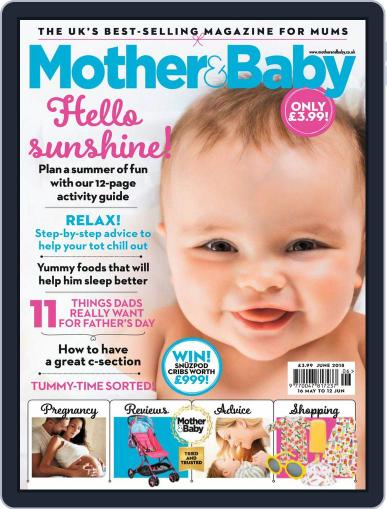 Mother & Baby June 1st, 2018 Digital Back Issue Cover