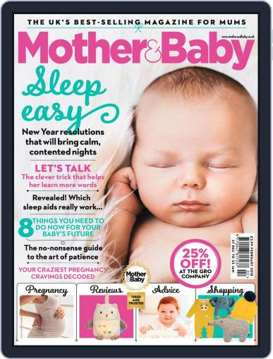 Mother & Baby February 1st, 2018 Digital Back Issue Cover