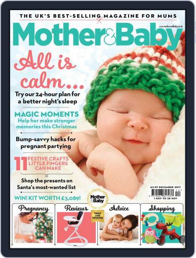 Mother & Baby (Digital) December 1st, 2017 Issue Cover