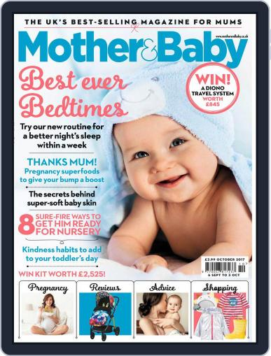 Mother & Baby (Digital) October 1st, 2017 Issue Cover