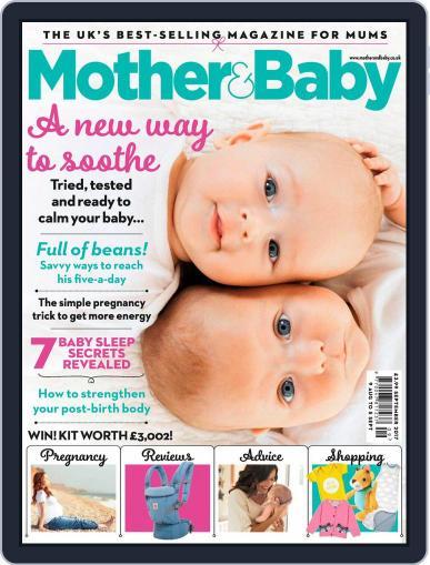 Mother & Baby (Digital) September 1st, 2017 Issue Cover