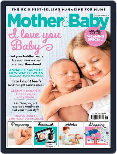 Mother & Baby June 1st, 2017 Digital Back Issue Cover