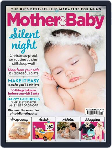 Mother & Baby (Digital) December 1st, 2016 Issue Cover