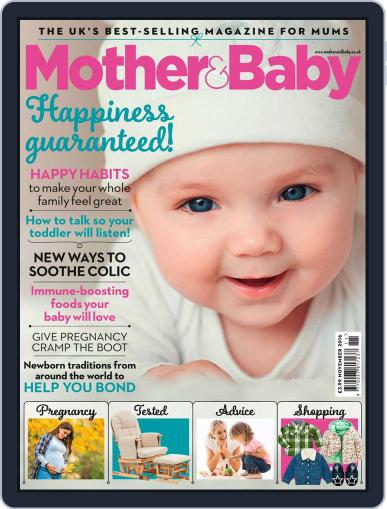 Mother & Baby (Digital) November 1st, 2016 Issue Cover