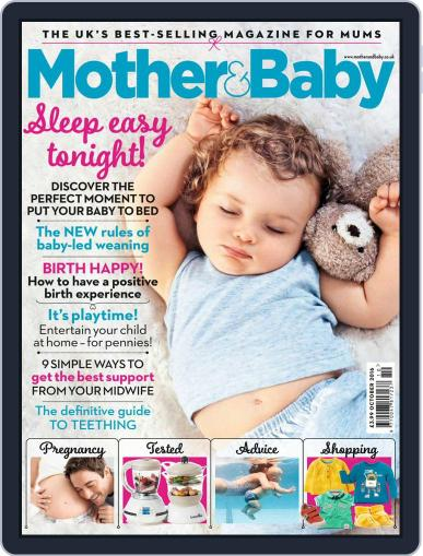Mother & Baby (Digital) October 1st, 2016 Issue Cover