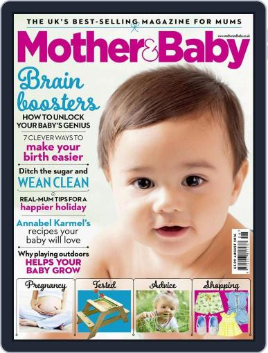 Mother & Baby (Digital) July 13th, 2016 Issue Cover