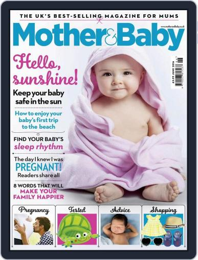 Mother & Baby (Digital) May 18th, 2016 Issue Cover