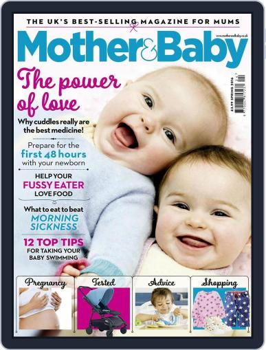 Mother & Baby (Digital) March 23rd, 2016 Issue Cover