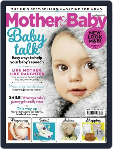 Mother & Baby (Digital) December 30th, 2015 Issue Cover