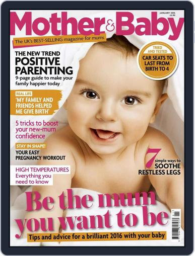 Mother & Baby (Digital) December 2nd, 2015 Issue Cover