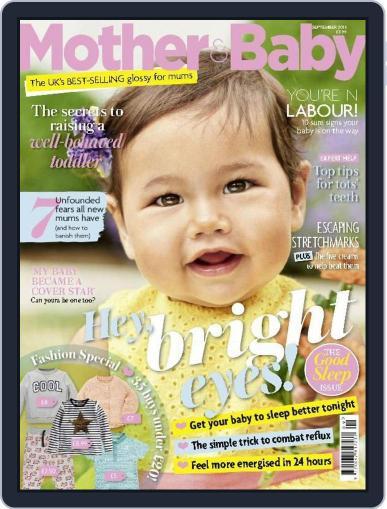 Mother & Baby September 1st, 2015 Digital Back Issue Cover