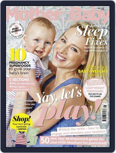Mother & Baby (Digital) April 8th, 2015 Issue Cover