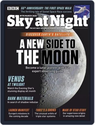 BBC Sky at Night (Digital) March 1st, 2020 Issue Cover