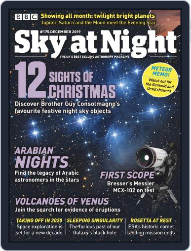 BBC Sky at Night (Digital) November 21st, 2019 Issue Cover