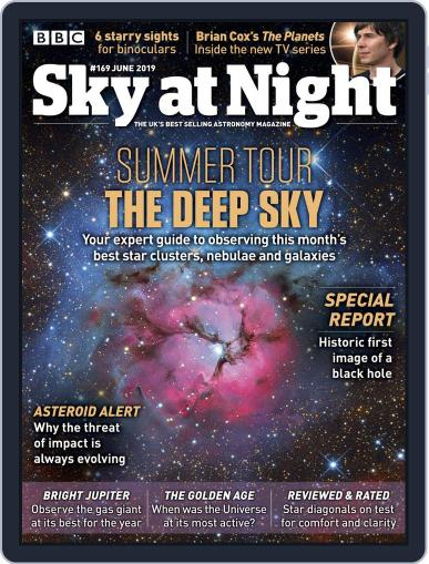 BBC Sky at Night (Digital) June 1st, 2019 Issue Cover