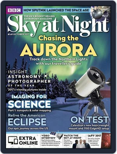 BBC Sky at Night (Digital) October 1st, 2017 Issue Cover