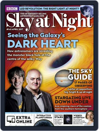 BBC Sky at Night (Digital) April 1st, 2017 Issue Cover