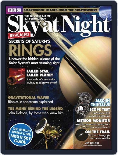 BBC Sky at Night (Digital) April 16th, 2014 Issue Cover