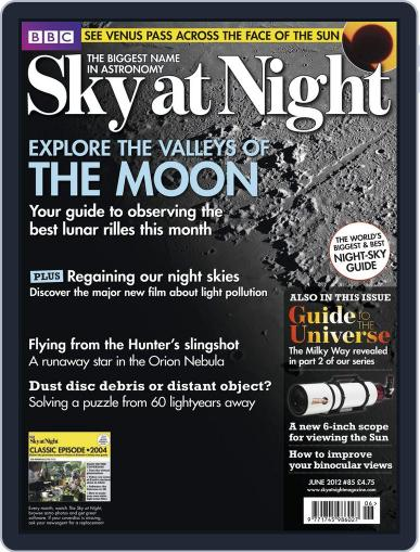 BBC Sky at Night (Digital) May 14th, 2012 Issue Cover