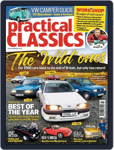 Practical Classics March 1st, 2020 Digital Back Issue Cover
