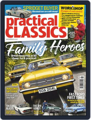 Practical Classics (Digital) January 1st, 2020 Issue Cover