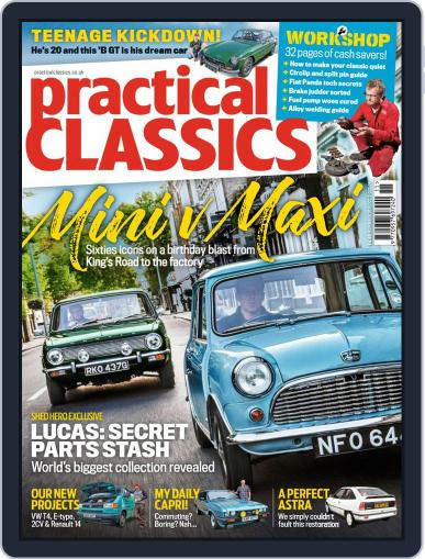 Practical Classics (Digital) November 1st, 2019 Issue Cover