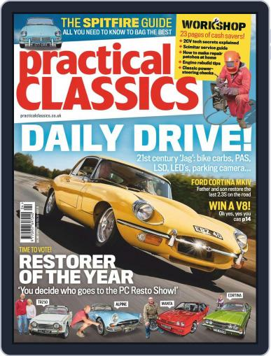 Practical Classics April 1st, 2019 Digital Back Issue Cover