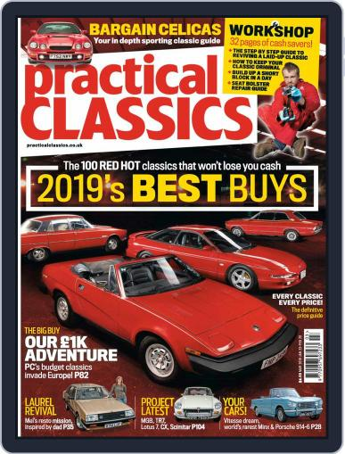 Practical Classics (Digital) March 1st, 2019 Issue Cover