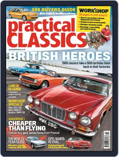 Practical Classics (Digital) October 1st, 2018 Issue Cover