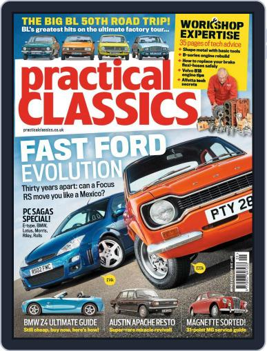Practical Classics (Digital) September 1st, 2018 Issue Cover