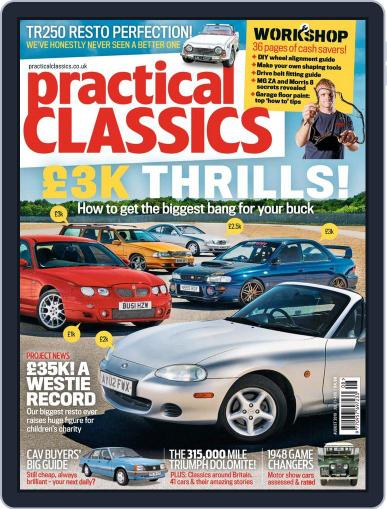 Practical Classics (Digital) August 1st, 2018 Issue Cover