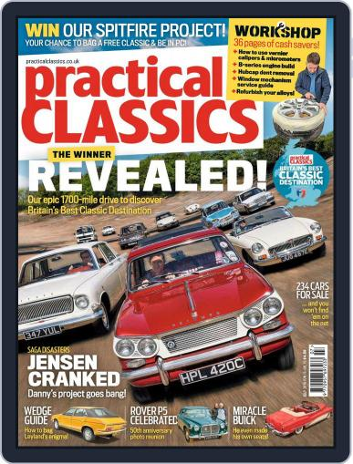 Practical Classics July 1st, 2018 Digital Back Issue Cover