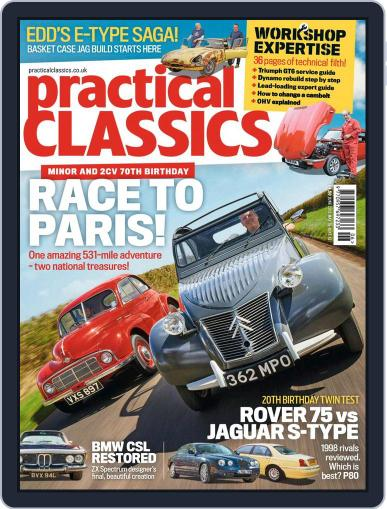 Practical Classics June 1st, 2018 Digital Back Issue Cover