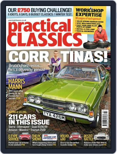 Practical Classics (Digital) March 1st, 2018 Issue Cover