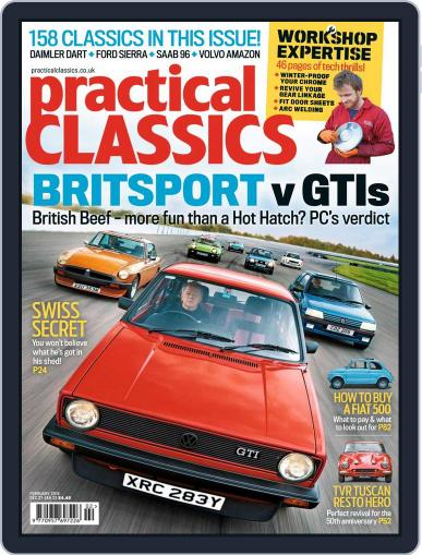 Practical Classics (Digital) February 1st, 2018 Issue Cover