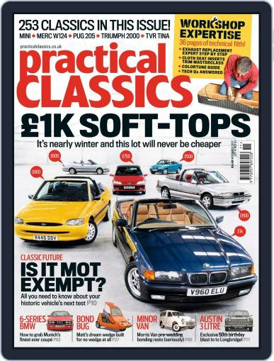 Practical Classics (Digital) November 1st, 2017 Issue Cover