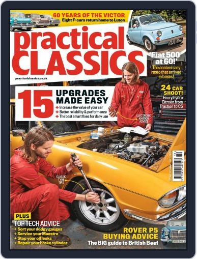 Practical Classics (Digital) October 1st, 2017 Issue Cover