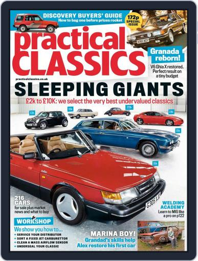 Practical Classics (Digital) September 1st, 2017 Issue Cover
