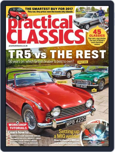 Practical Classics (Digital) August 1st, 2017 Issue Cover
